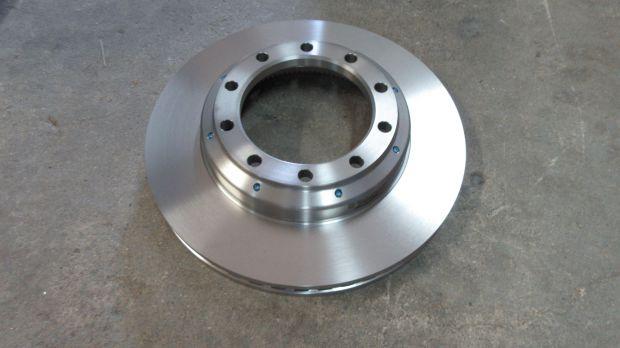 Front Brake Drop Hose 3870751C3